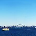 Sydney Harbour 1 by barnabychambers