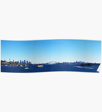 Sydney Harbour 1 Poster