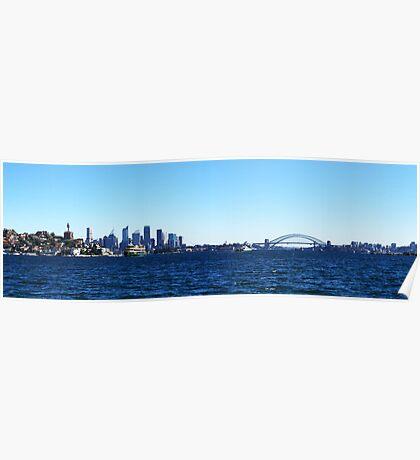 Sydney Harbour 2 Poster