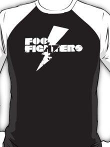 Foo Fighter Rock Band Logo T-Shirt
