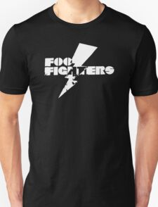 Foo Fighter Rock Band Logo T-Shirt