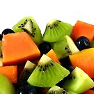 Red Papaya Fruit Salad by LifeisDelicious