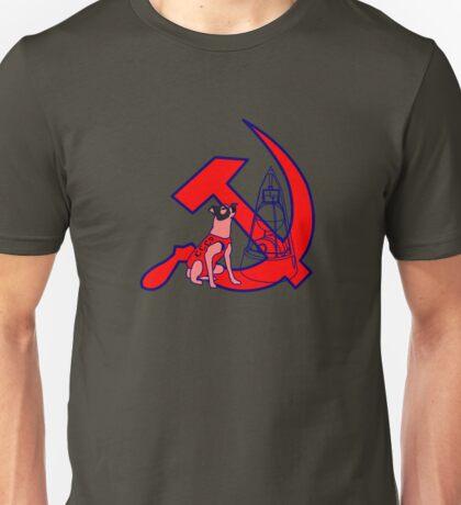 Sputnik 2 Unisex T-Shirt