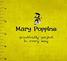 Practically Perfect by NerdPoppins