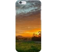 Leongatha First light iPhone Case/Skin