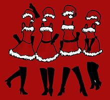 Mean Girls- Jingle Bell Rock by madamebat