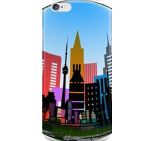 A Whole New City iPhone Case/Skin