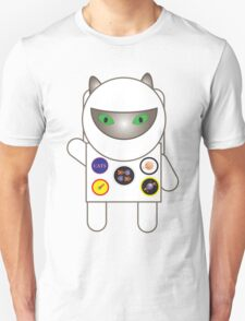 Astronaut Kitty T-Shirt