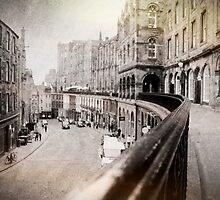 Victoria Street As Was Now by sammythor