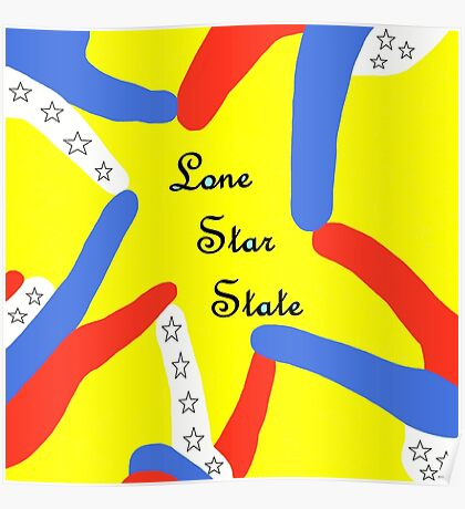 LONE STAR STATE Poster