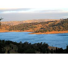 Wyangala Waters Landscape Photographic Print