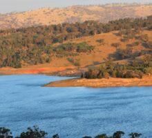 Wyangala Waters Landscape Sticker