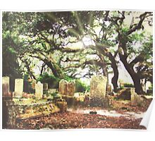 The Old Burying Ground Poster