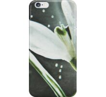 Bubbly Spring iPhone Case/Skin