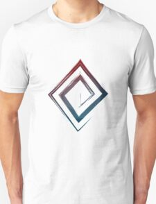 Spiral Rhombus - Color Edition T-Shirt