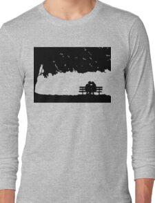 Amy + Rory Long Sleeve T-Shirt