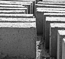 Holocaust Monument Berlin? by heinrich