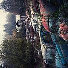 The Car Cemetery Iphone Series by geirkristiansen