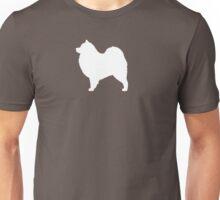 Samoyed Silhouette(s) T-Shirt