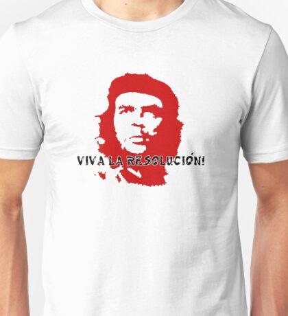 VIVA LA RESOLUCION! Unisex T-Shirt