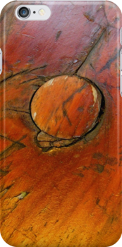 Woot wood iphone cover by patjila
