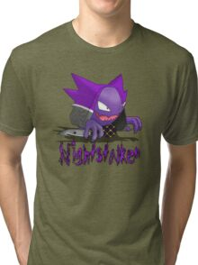 Nightstalker Hunter Haunter Tri-blend T-Shirt