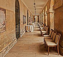The Corridor by Simon Hills