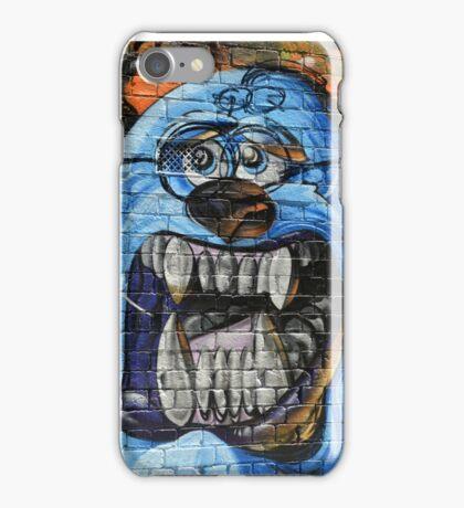 Graffiti Hosier Lane iPhone Case/Skin