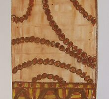 TEXTURES & FABRIC DESIGNS 19 wooden beads nature browns by Tuartkatz