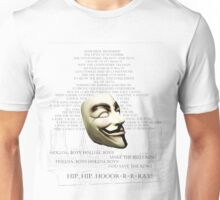 Remember The 5th of November Unisex T-Shirt