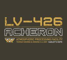 LV-426 Acheron by quarksbar