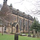 Church of St. John the Evangelist, Carrington, Nottingham by The-Stranger
