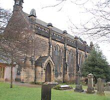 Church of St. John the Evangelist, Carrington, Nottingham by The-Stranger