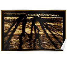 Golden Memories Poster