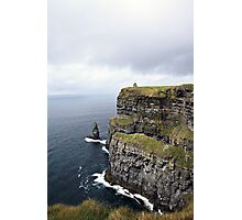 Cliffs Photographic Print