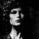 Dark portrait by patjila