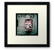 The Letter Box by Marco Fedele Framed Print