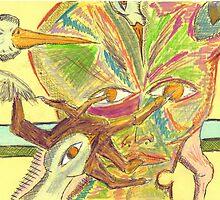 bird brain by wormink