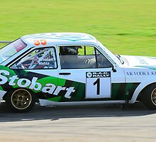 Stobart Ford Escort Mark 2 RS1800 by Willie Jackson