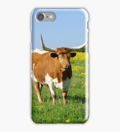 Texas Longhorn iPhone Case/Skin
