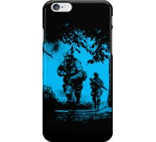 Our real heroes iPhone Case/Skin