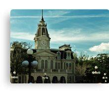 City Hall Canvas Print