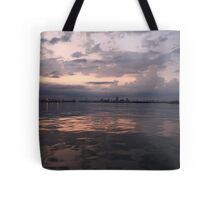 Milwaukee Horizon Cityscape  Tote Bag