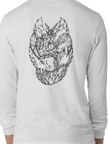 Snake Ink Long Sleeve T-Shirt