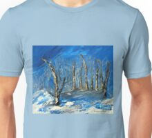 Winter in South Africa Unisex T-Shirt