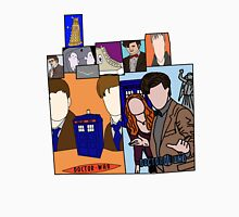 Doctor who collage  Unisex T-Shirt
