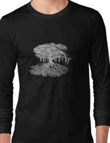 Banyan Ghost Long Sleeve T-Shirt