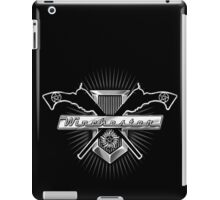 Winchester - No Blood Version iPad Case/Skin