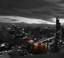 Bangkok By Night  by talalb01