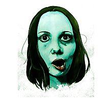Zombie II Photographic Print
